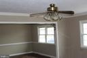 dining from living room - 31 HEADWATERS RD, CHESTER GAP