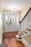 Mail Level Hallway - 18815 SILCOTT SPRINGS RD, PURCELLVILLE