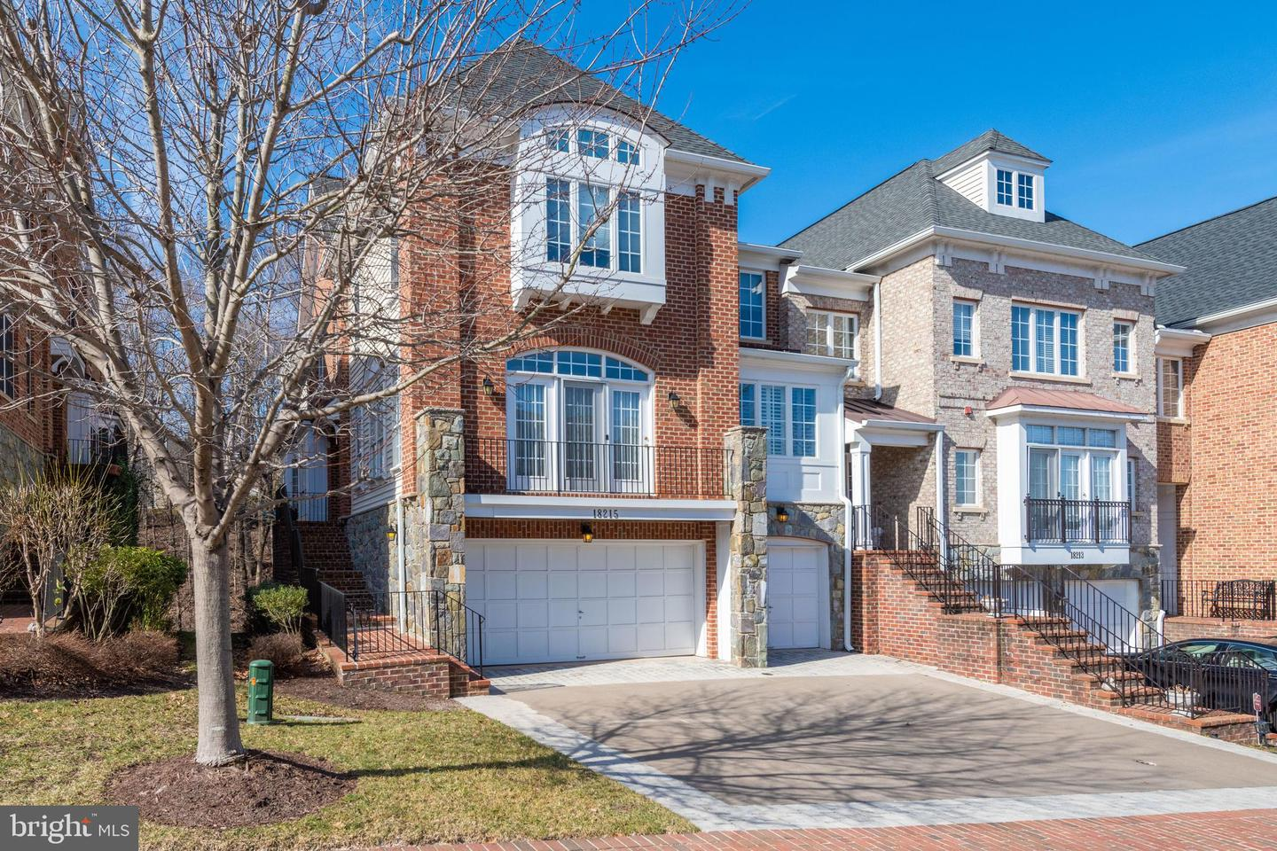 Single Family for Sale at 18215 Cypress Point Ter Leesburg, Virginia 20176 United States