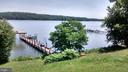 Private dock with - 54 SHADY LN, STAFFORD