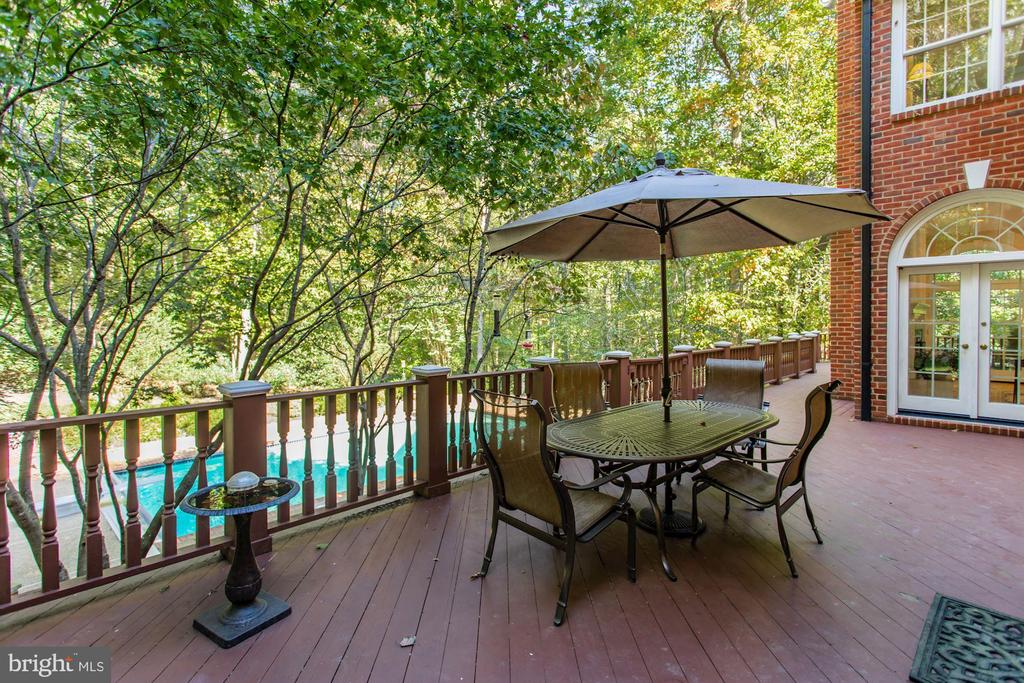 Enjoy peaceful and solitude moments - 11102 DEVEREUX STATION LN, FAIRFAX STATION