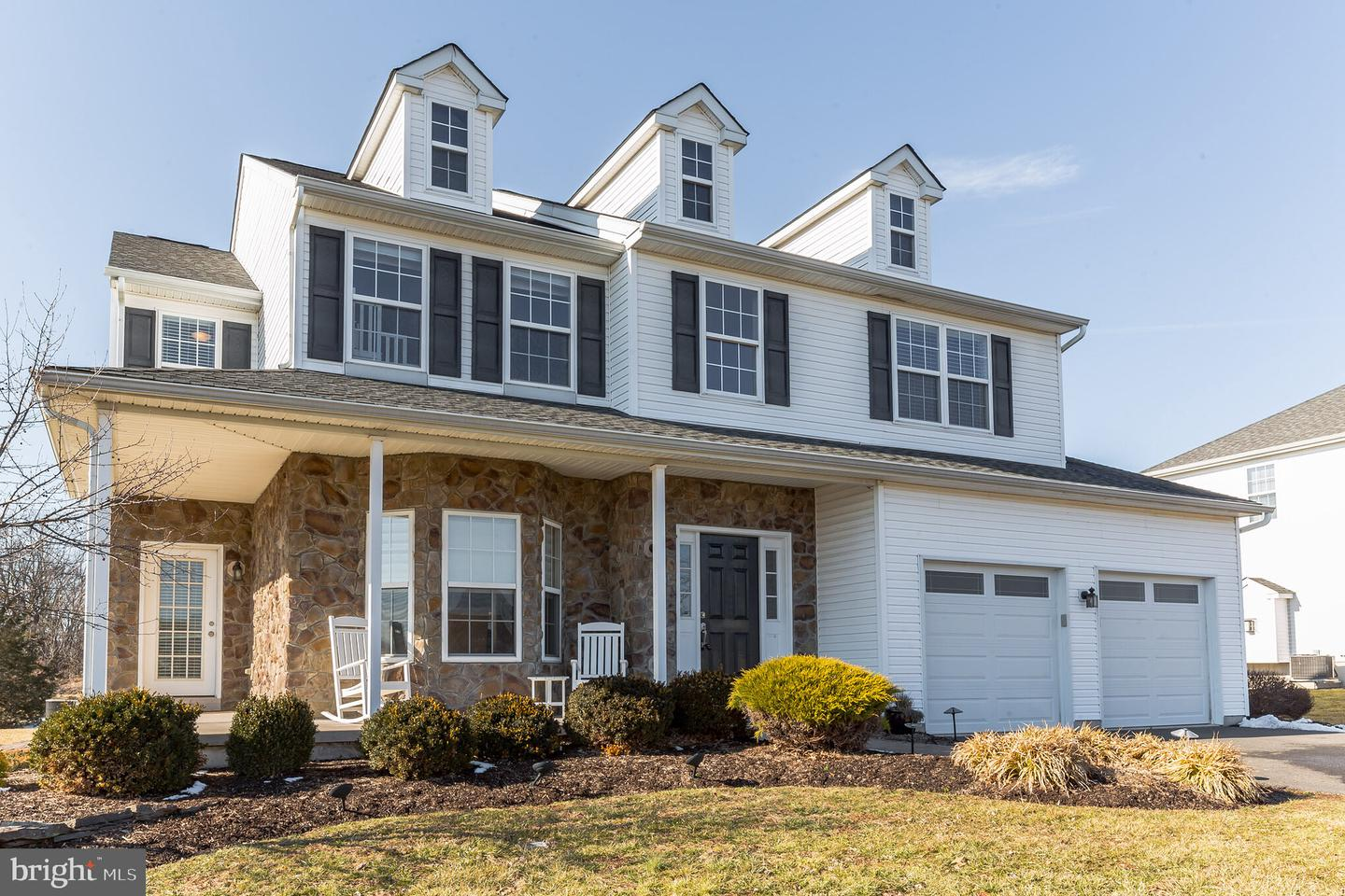 Photo of home for sale at 649 Truman Court, Harleysville PA