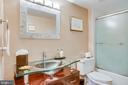 Bath Room - 1800 OLD MEADOW RD #108, MCLEAN