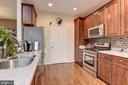 kitchen with pass through to dining room. - 8830 WARM GRANITE DR DR #51, COLUMBIA