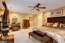 second floor master suite - 8830 WARM GRANITE DR DR #51, COLUMBIA