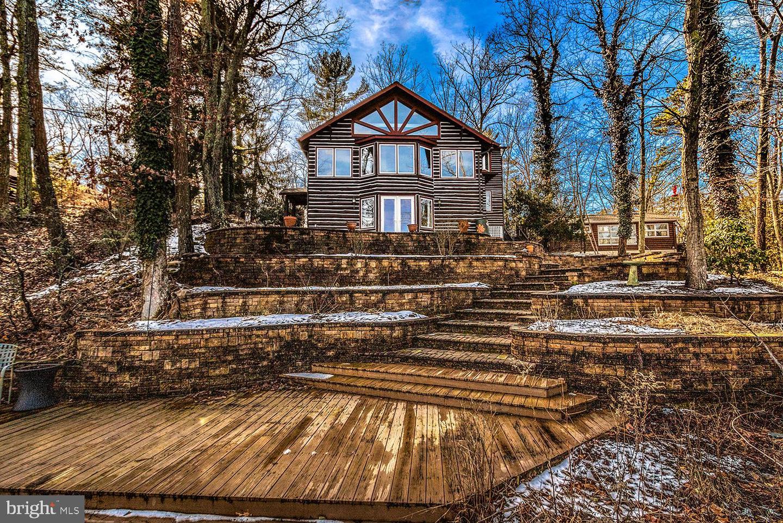 Частный односемейный дом для того Продажа на 267 CHICAGAMI Trail Medford Lakes, Нью-Джерси 08055 Соединенные Штаты