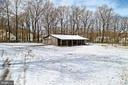 Stable w/8 Stalls, 2 Tack Rooms - 3666 RUSSELL RD, WOODBRIDGE
