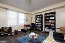 Unit 1 - Living Room - 1905 CONSTITUTION AVE NE, WASHINGTON