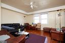 Unit 2 - Living Room - 1905 CONSTITUTION AVE NE, WASHINGTON