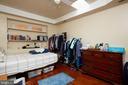 Unit 2 - Bedroom - 1905 CONSTITUTION AVE NE, WASHINGTON