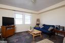 Unit 3 - Living Room - 1905 CONSTITUTION AVE NE, WASHINGTON