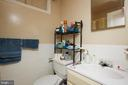 Unit 2 - Bathroom - 1905 CONSTITUTION AVE NE, WASHINGTON