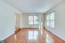 Bright and Sunny Living Room - 8911 GLADE HILL RD, FAIRFAX