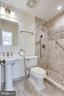 Master Bath Area - 8911 GLADE HILL RD, FAIRFAX