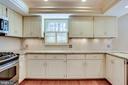 Kitchen Cabinets - 8911 GLADE HILL RD, FAIRFAX