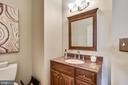 Main Level Powder Room - 43547 BUTLER PL, LEESBURG