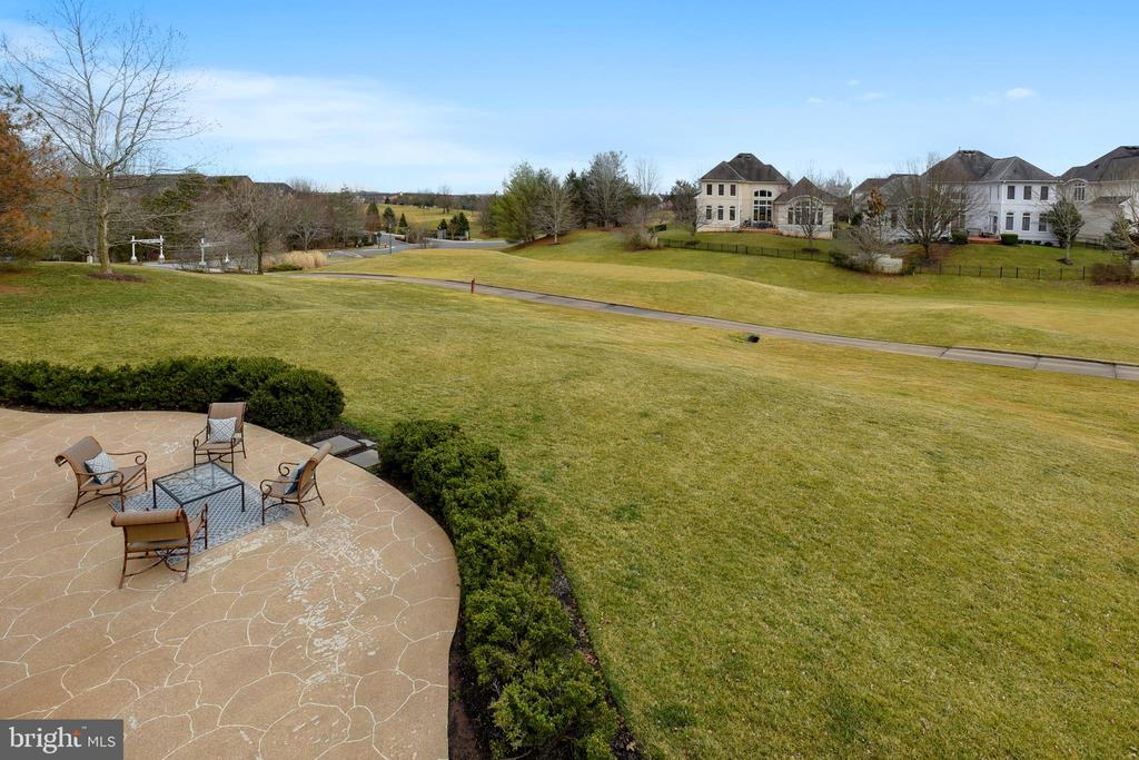 View of 11th Fairway - 43547 BUTLER PL, LEESBURG