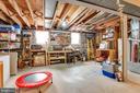 Storage! Or use as workshop or craft room. - 13131 BEAVER TER, ROCKVILLE
