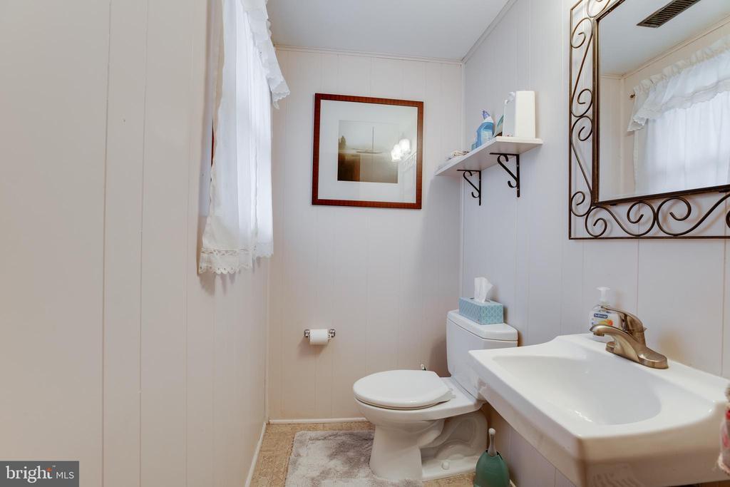Basement half-bath - 13131 BEAVER TER, ROCKVILLE