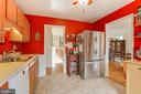 Large kitchen - 13131 BEAVER TER, ROCKVILLE