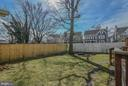 Property is completely enclosed with fence. - 3232 13TH ST S, ARLINGTON