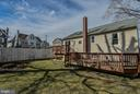 6 ft. privacy fence on both sides & rear of prop. - 3232 13TH ST S, ARLINGTON