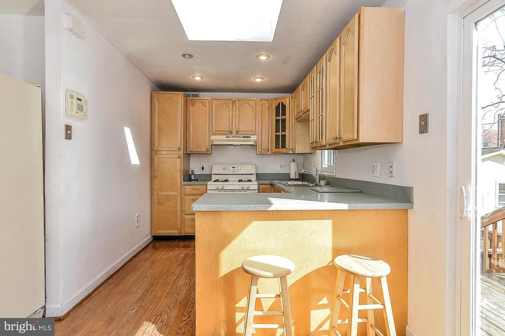 Another view of main level kitchen - 3232 13TH ST S, ARLINGTON