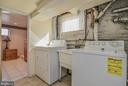 Laundry room with conveying washer & dryer - 3232 13TH ST S, ARLINGTON