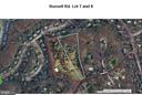 Lot 7 and 8 - Total Property - 3666 RUSSELL RD, WOODBRIDGE