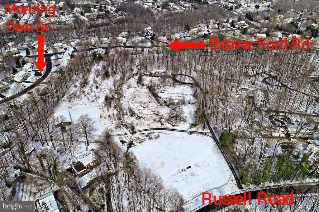 Nearby Roads to Property - 3666 RUSSELL RD, WOODBRIDGE