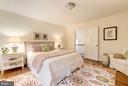 Bedroom #2 - 4960 HILLBROOK LN NW, WASHINGTON