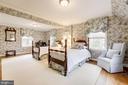 Extra Large Bedroom #3 w/ two lg closets - 4960 HILLBROOK LN NW, WASHINGTON