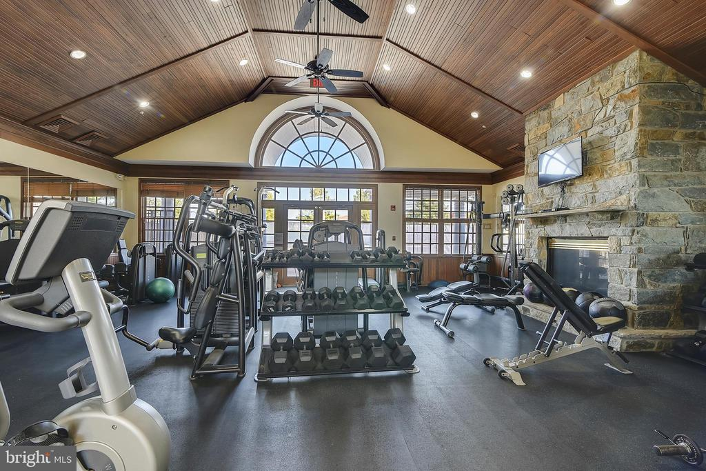 River Creek Fitness Center - 43547 BUTLER PL, LEESBURG