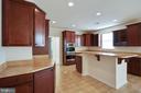 Kitchen - 109 ARDEYTH LN, WINCHESTER