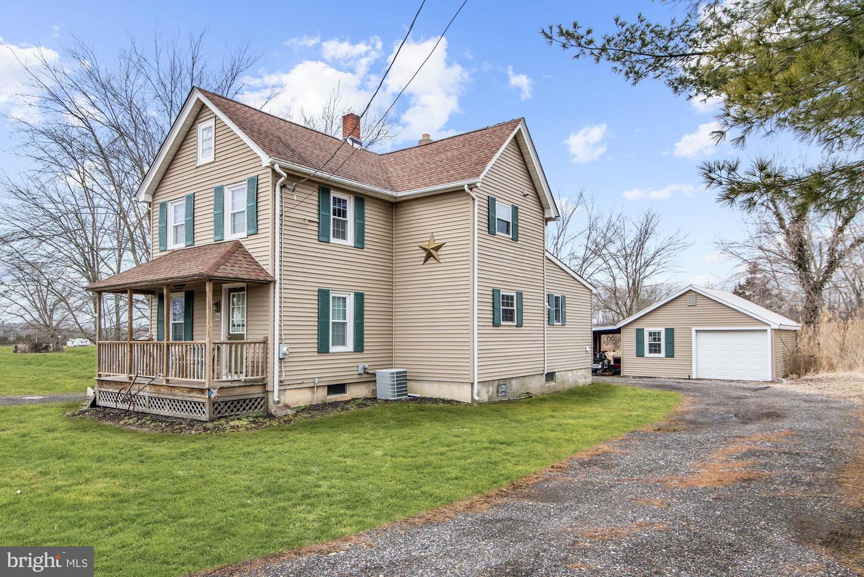 Single Family Homes para Venda às Quinton, Nova Jersey 08072 Estados Unidos