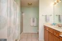 Bath Tub and Separate - 11320 SAVANNAH DR, FREDERICKSBURG