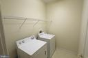 Plenty of room in your separate laundry room. - 16 TURTLE CREEK WAY, FREDERICKSBURG