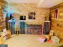 Wine racks can star for additional cost - 46909 BACKWATER DR, STERLING