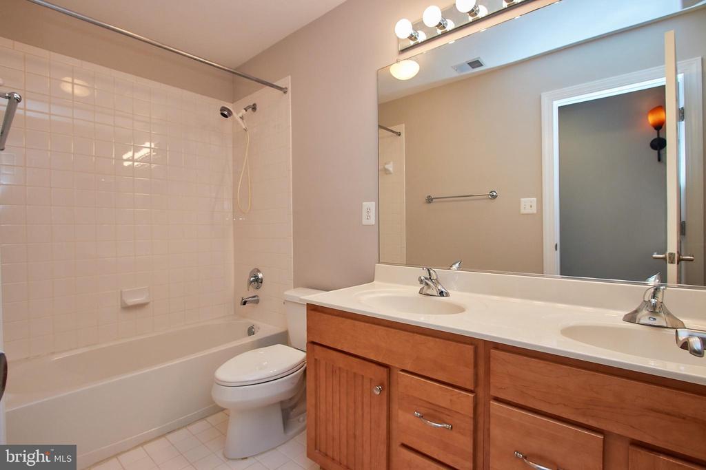 Full Bathroom in Hallway - 7616 CENTER ST, FALLS CHURCH