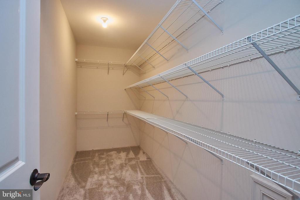 Storage Closet in Basement - 7616 CENTER ST, FALLS CHURCH