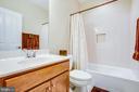 Bathroom of 2nd bedroom - 90 LUPINE DR, STAFFORD