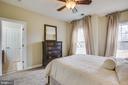 Bedroom 4 with Jack n' Jill bath - 90 LUPINE DR, STAFFORD