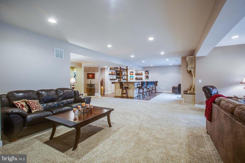 Additional basement space - 90 LUPINE DR, STAFFORD