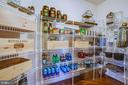 One of two pantries - 90 LUPINE DR, STAFFORD