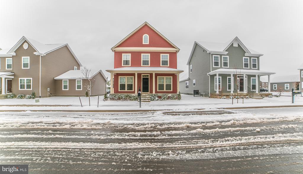6602  LAFAYETTE AVENUE, Bealeton in FAUQUIER County, VA 22712 Home for Sale