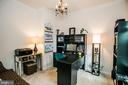 Office off of family room - 2565 PASSIONFLOWER CT, DUMFRIES