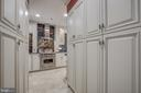 Pantry space and cabinet space - 1200 CRYSTAL DR #1712, ARLINGTON
