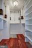 Master walk-in closet with built-ins - 1200 CRYSTAL DR #1712, ARLINGTON