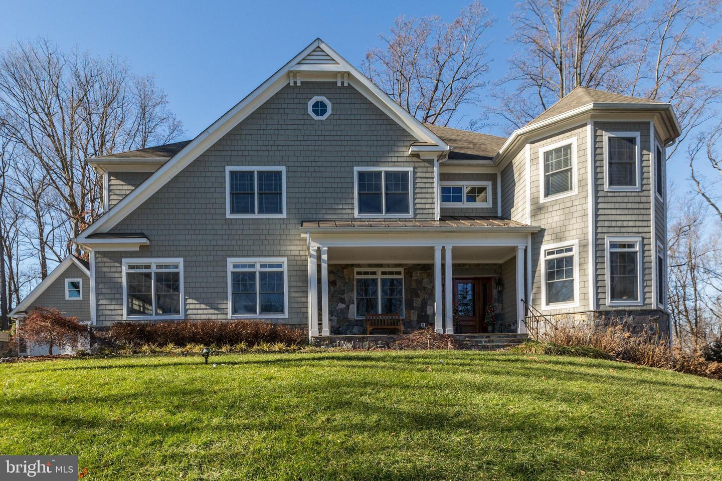 Single Family Home for Sale at 7206 Crail Drive 7206 Crail Drive Bethesda, Maryland 20817 United States
