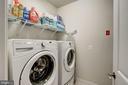 Laundry on Upper Level - 2007 JEFFERSON DAVIS HWY #101, ALEXANDRIA